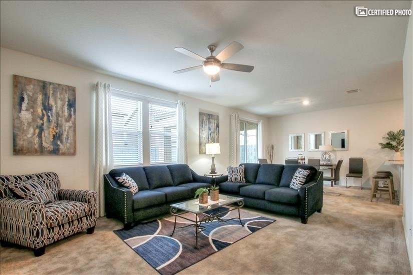 All Inclusive Fully Furnished Rental Home in Maricopa, AZ
