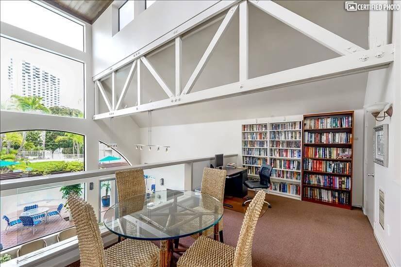 Common Area Library