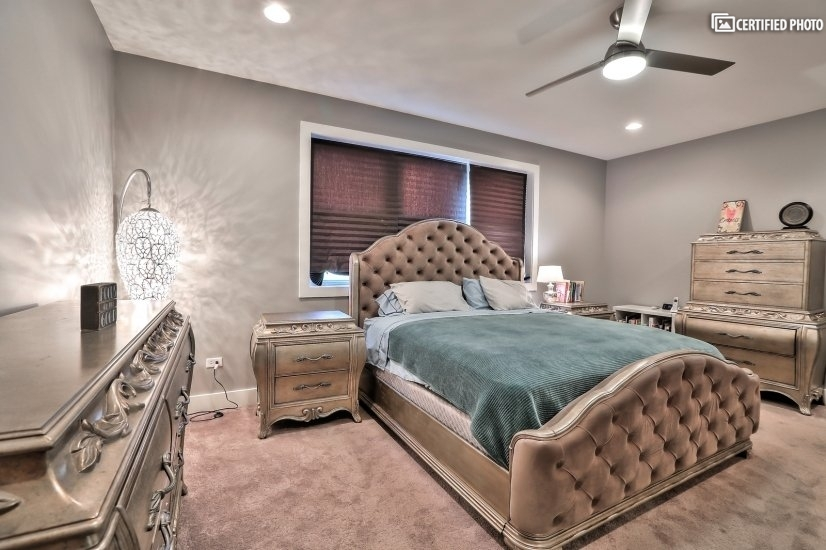 Luxurious Master Bedroom 4