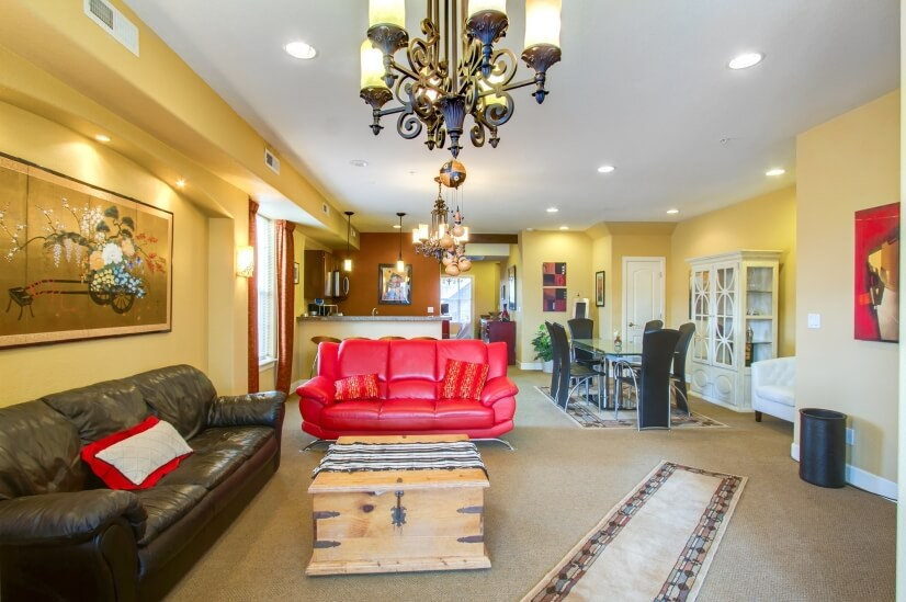 image 3 furnished 1 bedroom Townhouse for rent in Divine Redeemer, Colorado Springs