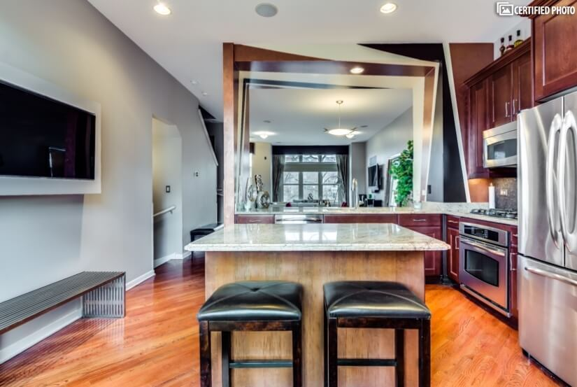 Jaw Dropping Kitchen Space