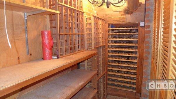 Wine Cellar, temperature controlled