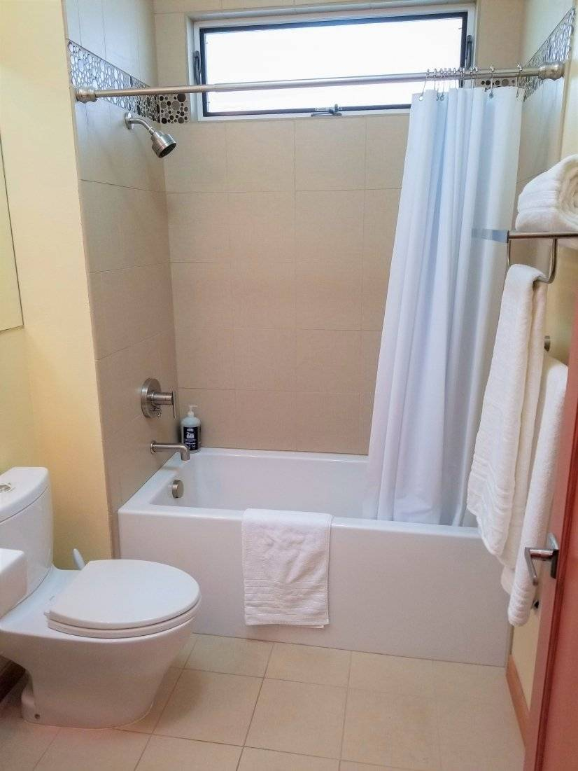 2nd Bathroom Tub