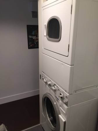 2nd Bathroom - Full Size Washer and Dryer