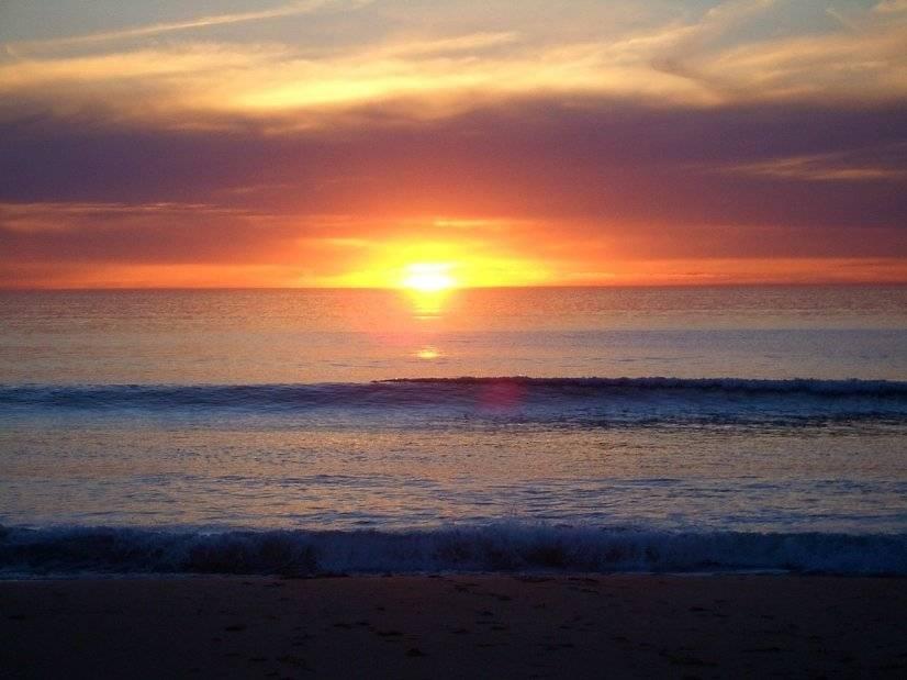 Experience Many Beautiful Sunsets