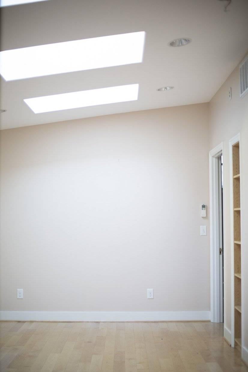 Family room skylights