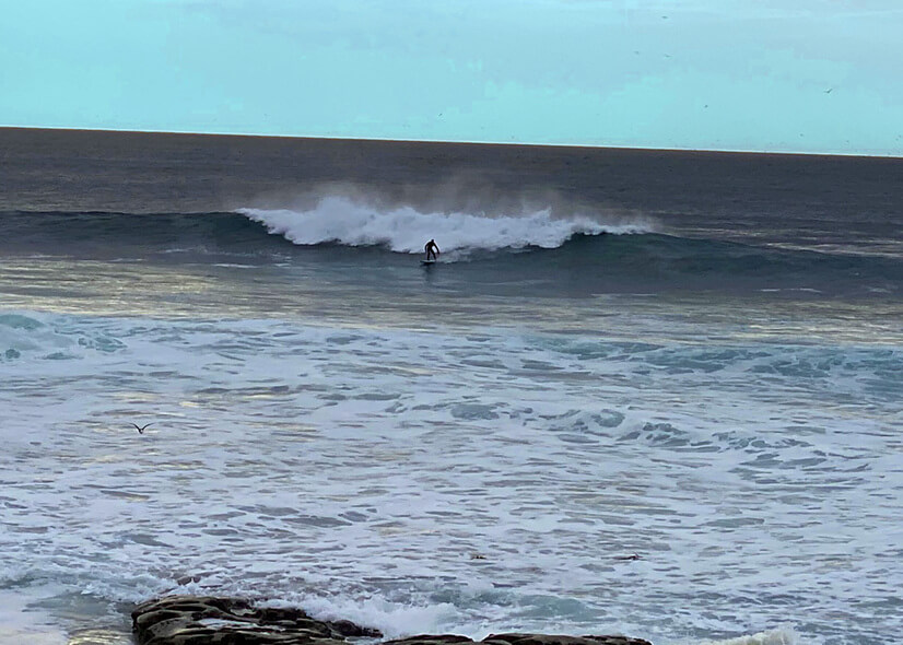 GREAT WAVES in your Backyard!!!