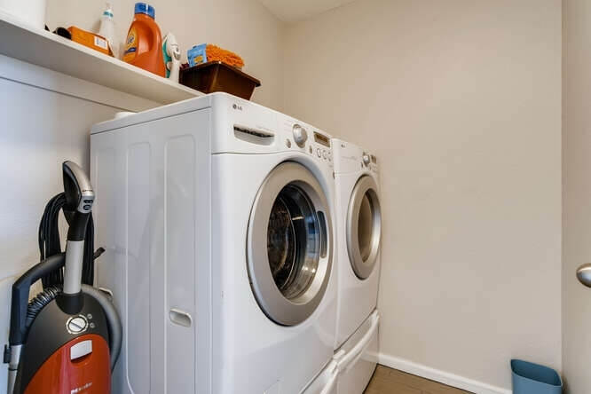Laundry Room on upstairs level
