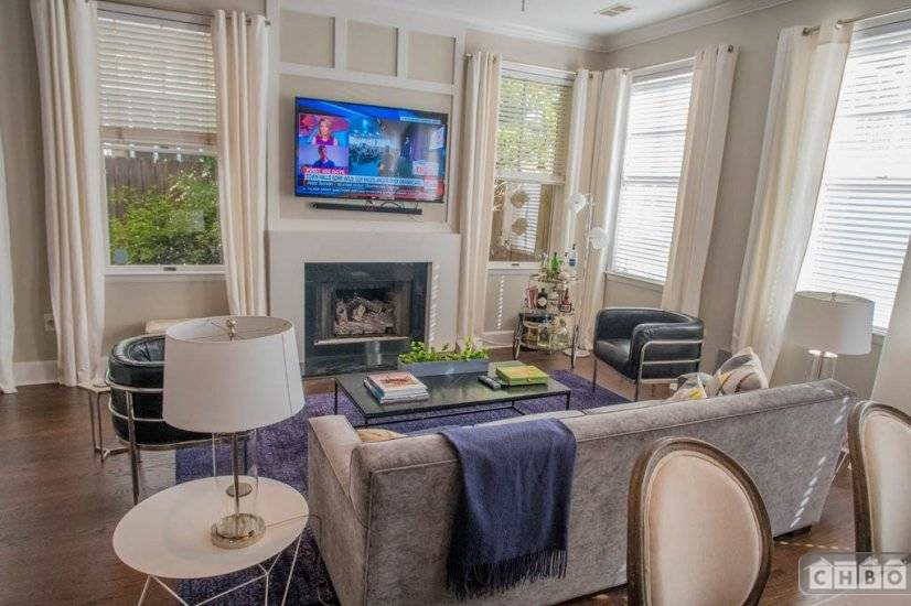 image 3 furnished 3 bedroom Townhouse for rent in Buckhead, Fulton County