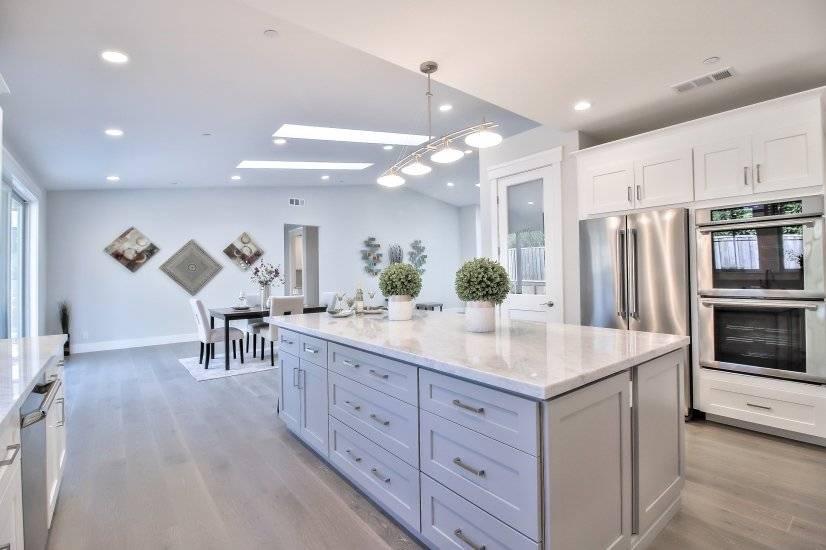 Kitchen diff view