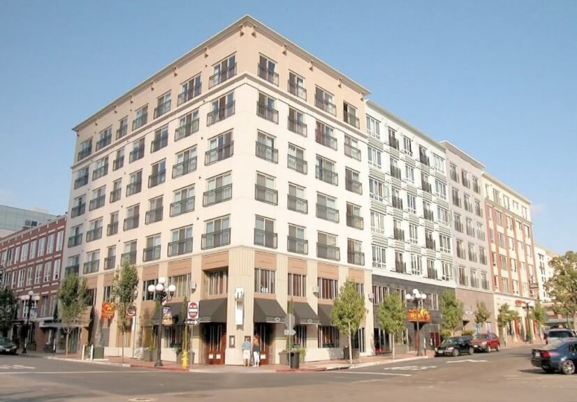 Located in the heart of the Gaslamp