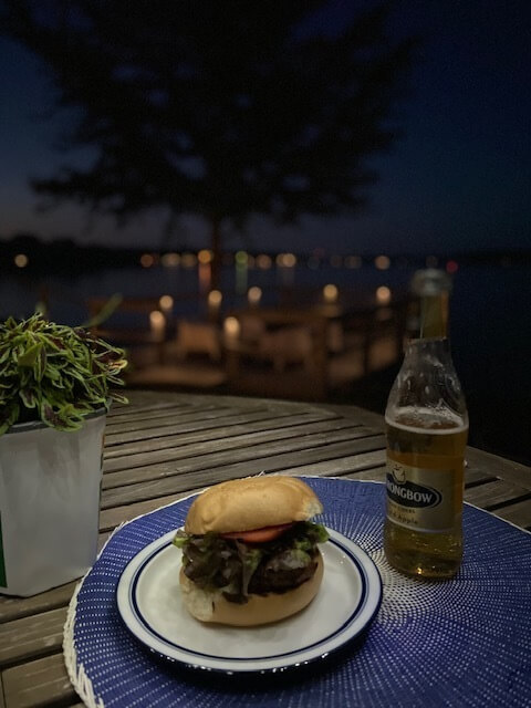 Enjoy Outdoor Dining with a View