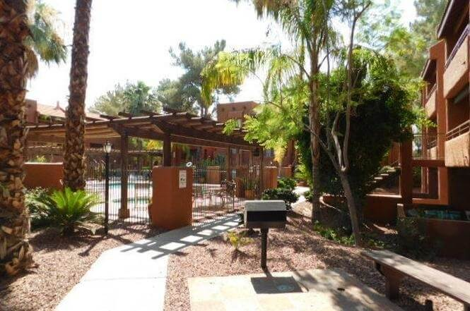 image 8 furnished 2 bedroom Townhouse for rent in Paradise Valley, Phoenix Area