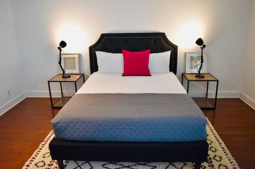 image 2 furnished Studio bedroom Townhouse for rent in Garden District, New Orleans Area