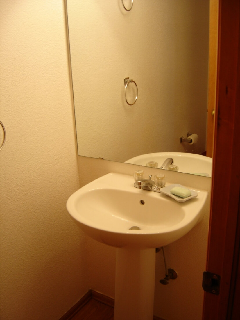 Main Level 1/2 Bathroom 1 of 2
