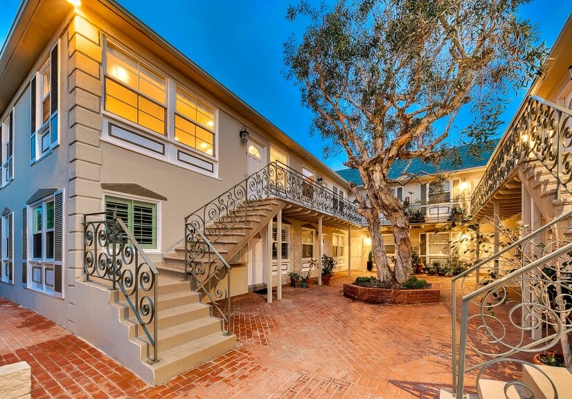 image 3 furnished 1 bedroom Townhouse for rent in La Jolla, Northern San Diego