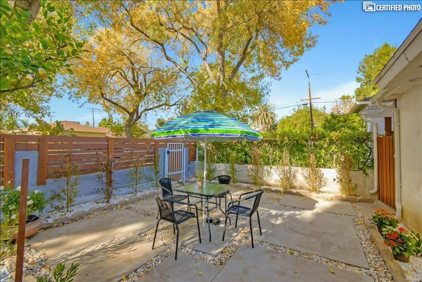 Privacy Fence for Comfort