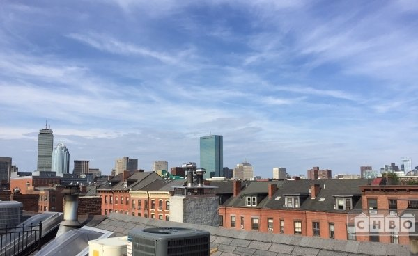 City Views from your private Roof Deck