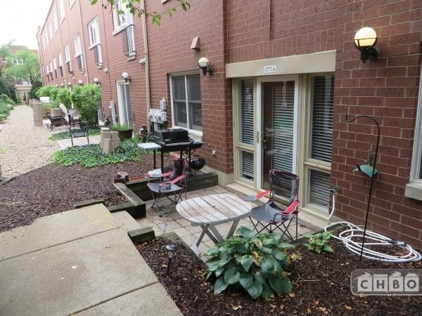 image 3 furnished 1 bedroom Townhouse for rent in Lincoln Park, North Side