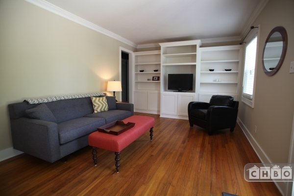 Fully furnished corporate rental in Atlanta
