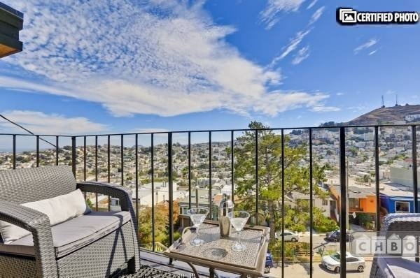image 3 furnished 3 bedroom Apartment for rent in Noe Valley, San Francisco