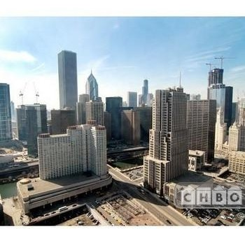 Spectacular view of Chicago