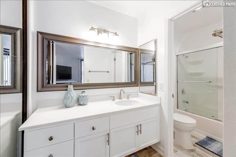Open Sink Area