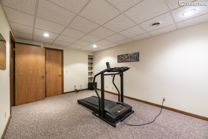 Exercise or Other use room