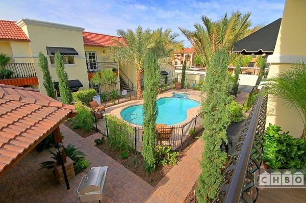 Pool / Ramada Area