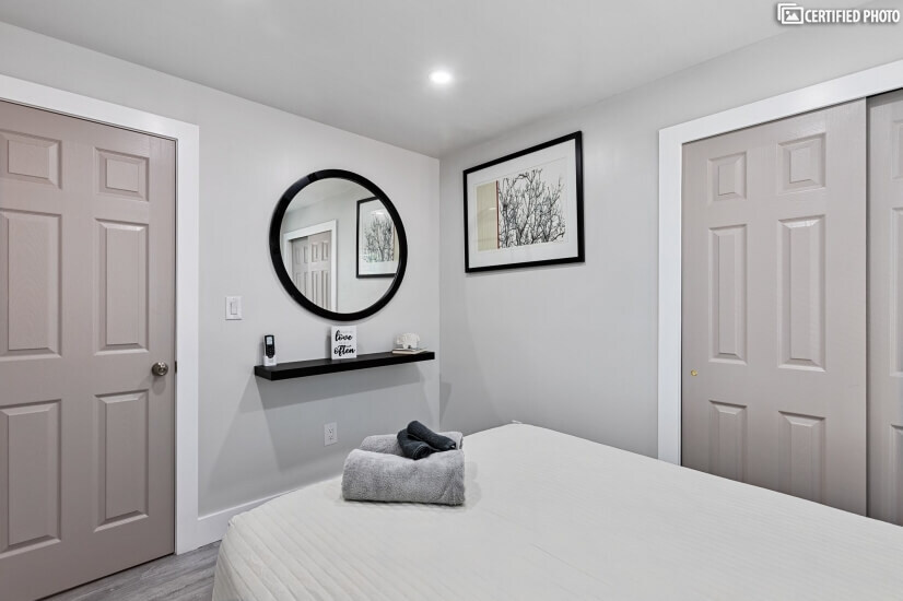 Second Bedroom Full XL Bed