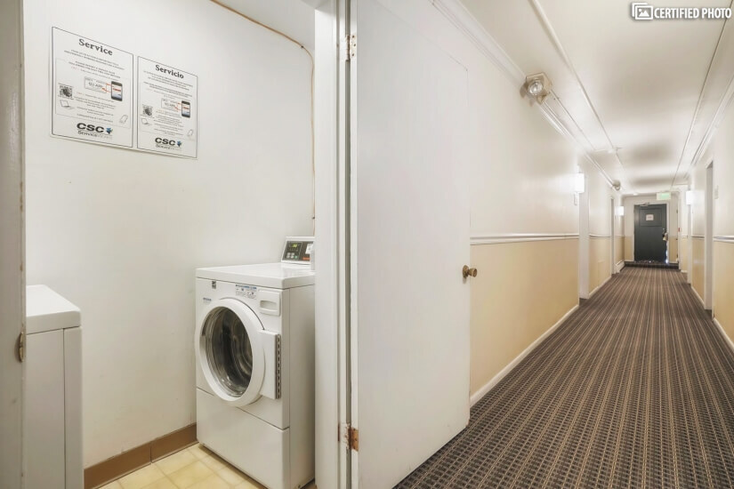 Common area Washer / Dryer