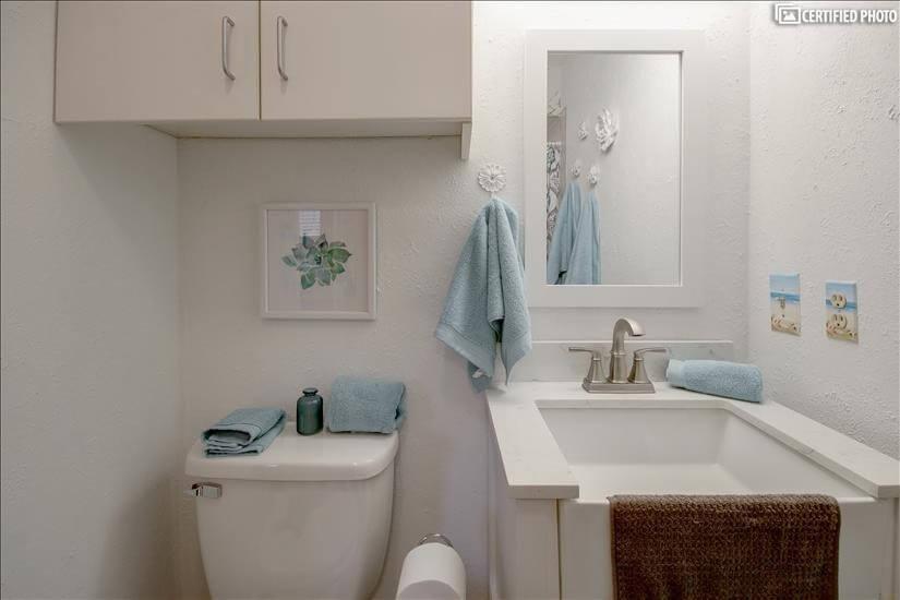 Guest Bathroom (GB) 1