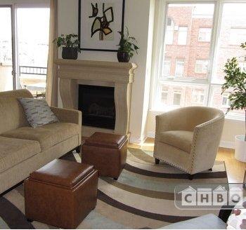 Comfortable elegant Living Room