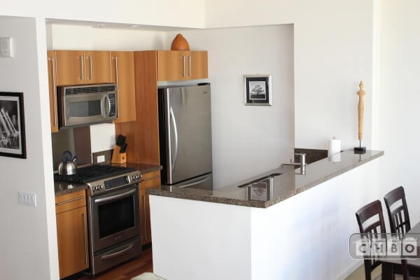 image 5 furnished 2 bedroom Townhouse for rent in Park West, Central San Diego