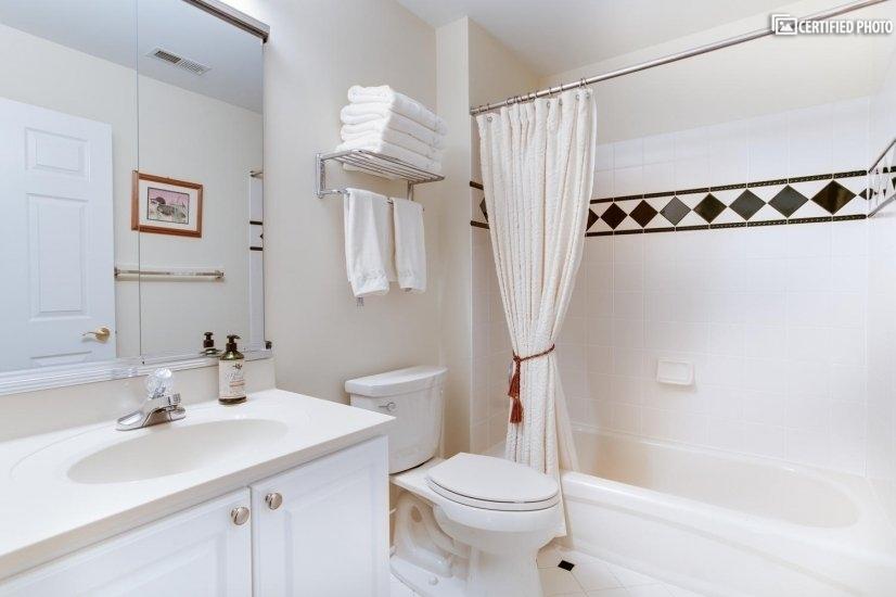 4th Full Bathroom