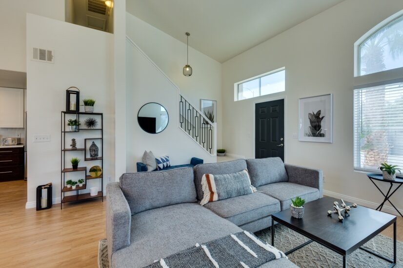 Newly Remodeled and Professionally Furnished