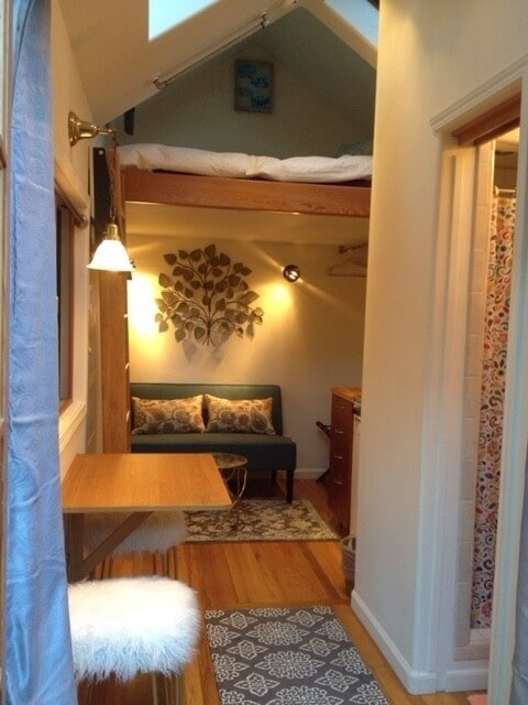 Interior Tiny House-