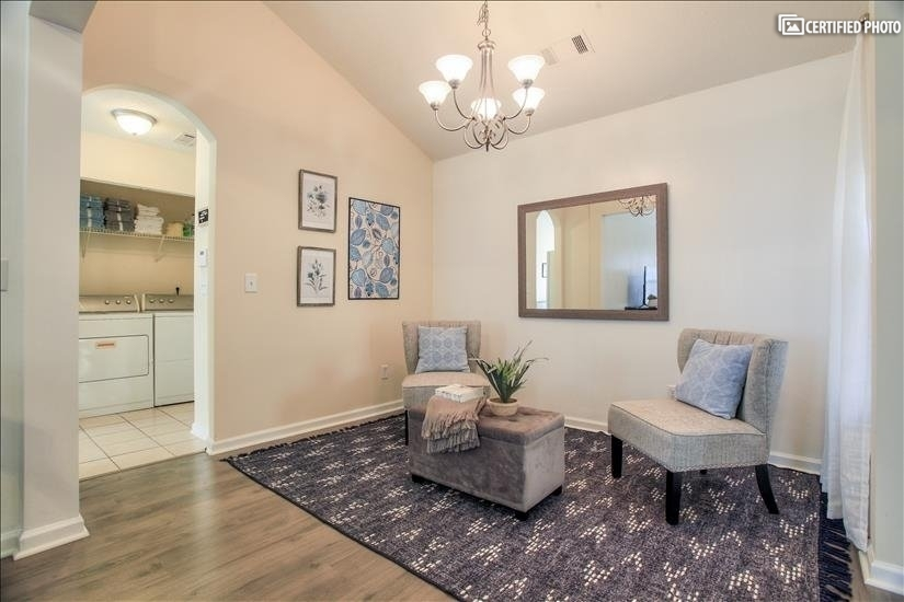 Newly Furnished with Comfort and Style in Mind