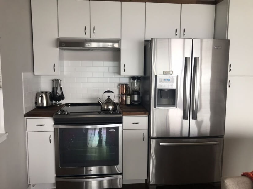 image 6 furnished 2 bedroom Townhouse for rent in West Seattle, Seattle Area