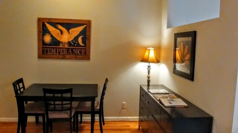 image 7 furnished Studio bedroom Townhouse for rent in Capitol Hill, DC Metro