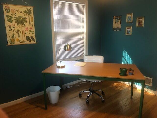 Office 1- 12x12 room