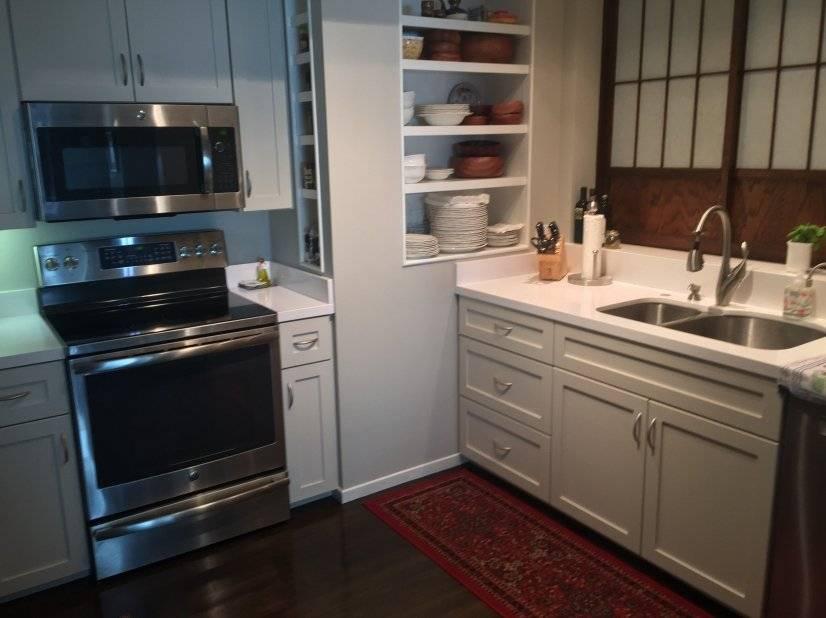 Modern cook's kitchen