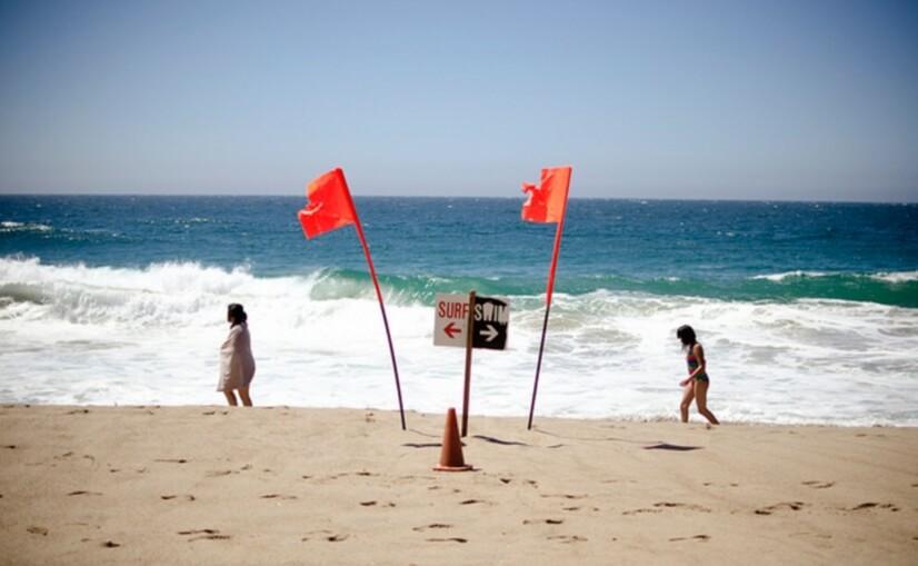 The beautiful beaches of Malibu are just 9-10 miles away.