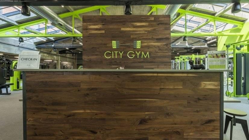 City Gym On Site