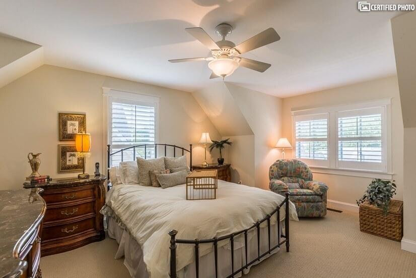 3rd Floor Bedroom