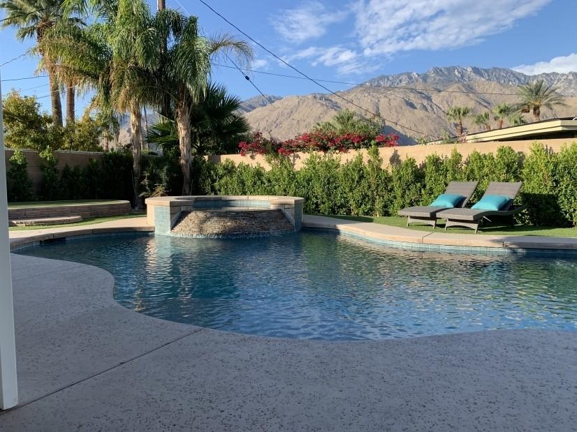 Palm Springs Furnished Rental