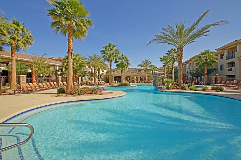 image 2 furnished 2 bedroom Apartment for rent in Scottsdale Area, Phoenix Area
