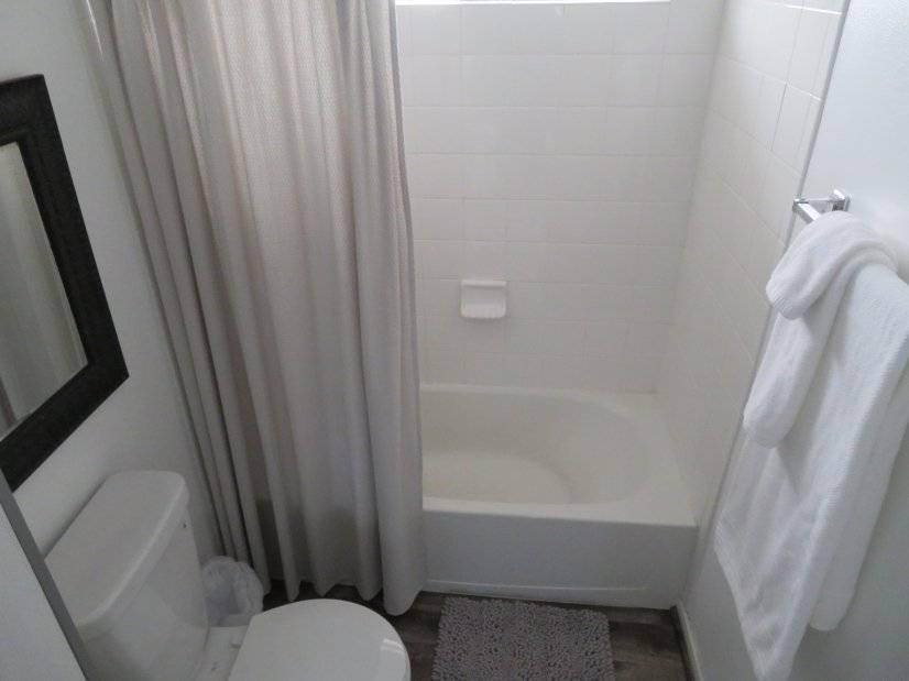 Loft- Hallway Bathroom
