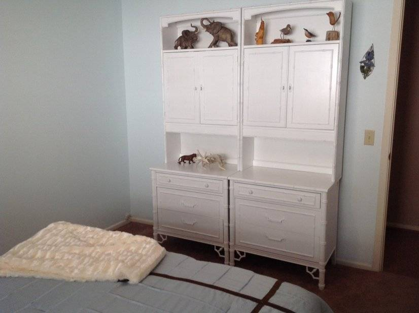 Chest second bedroom