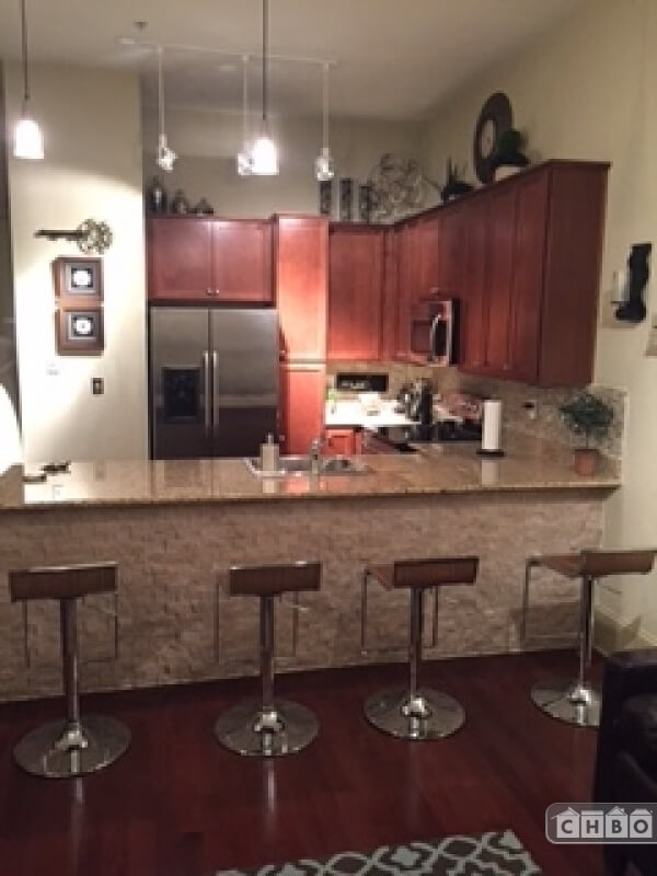 Condo Bar/Kitchen